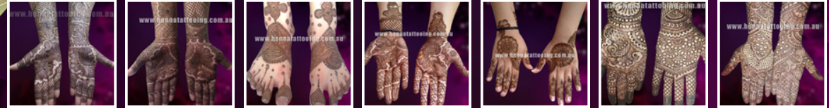 Sonia's Art-Henna Tattooing Melbourne